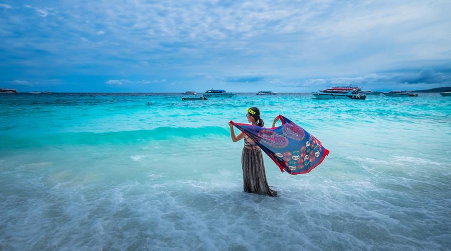 CZ泰国普吉岛+皇帝岛双岛7天5晚游(全程0自费/皇帝甲到升级版)