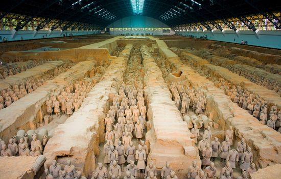 去西安旅游不可错过的景点有哪些?