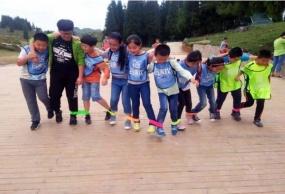 黄水原始森林探险营5天4夜(5-14岁,丛林探险)