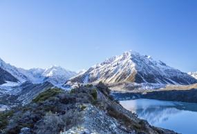 新西兰南北岛10日游(湖光山色&库克山,100%纯净之旅)