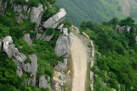 推荐自驾游-重庆中国青年旅行社